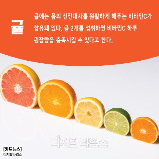 [카드뉴스]겨울철 우리 아이 면역력 높이는 음식!